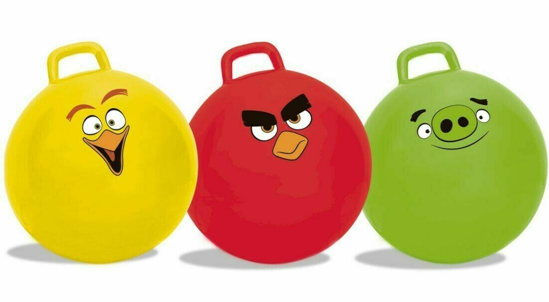 "Pelota Saltarina PVC 18"" - Angry Birds"