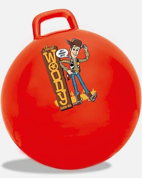 "Pelota Saltarina PVC 18"" - Toy Story"