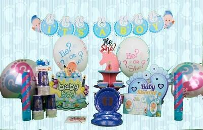 Kit Baby Shower Niño