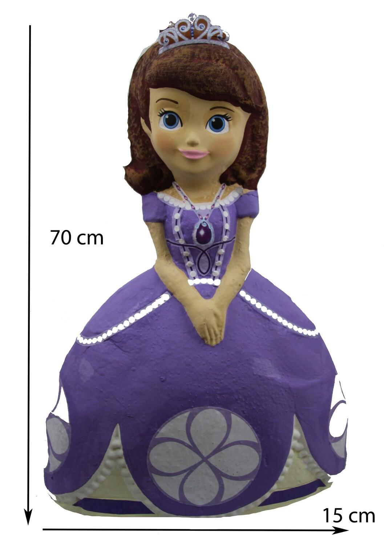 Piñata - Princesa Morada