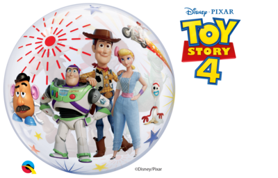 Burbuja Toy Story