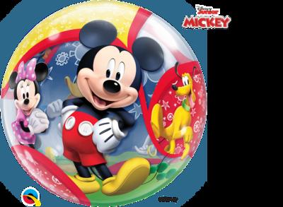 Burbuja Mickey