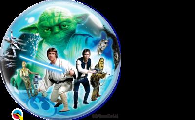 Burbuja Star Wars