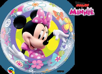 Burbuja Minnie