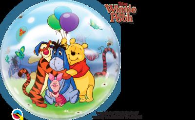 Burbuja Winnie Pooh
