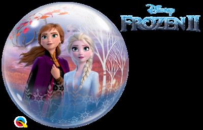 Burbuja Frozen