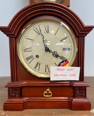 Hermle 8 day mechanical Clock
