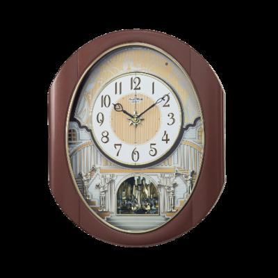 Rhythm Melodies Clock