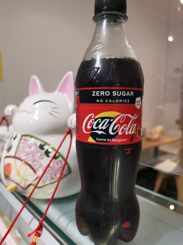 Coca zero 50cl
