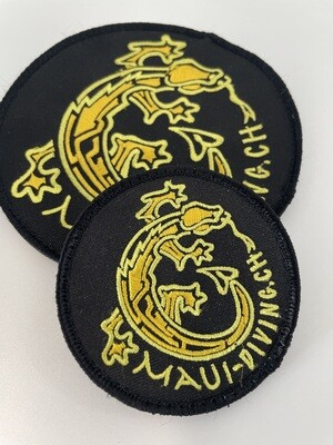 Badges brodés