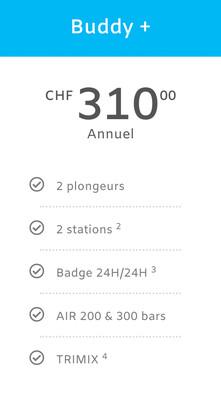 Toi + binôme, 2 stations
