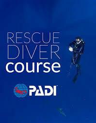 Rescue Diver et EFR cours individuel