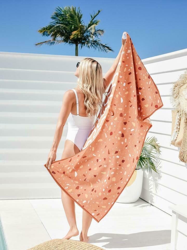 Summer Terrace - Towel