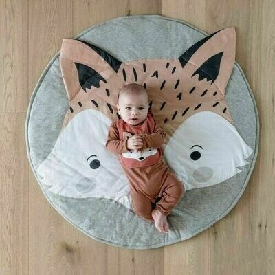 Fox Playmat - Mister Fly