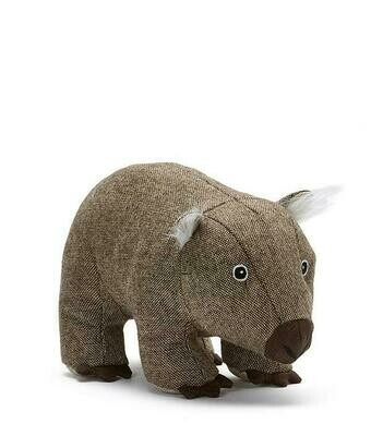 Wally the Wombat Toy