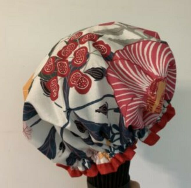 Hibiscus Shower Cap- Adult