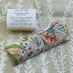 Wildflower Eye Pillow