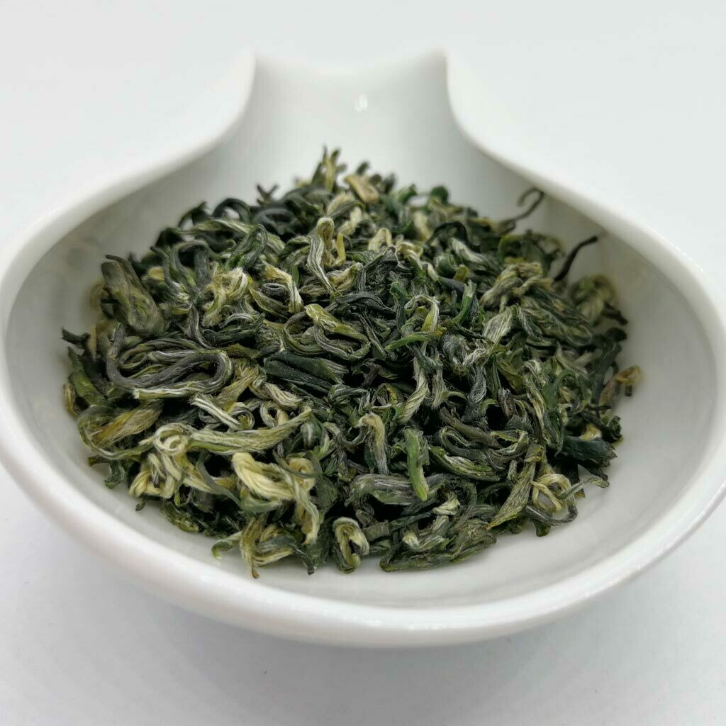 Билочунь Дунтин зеленый чай 2021