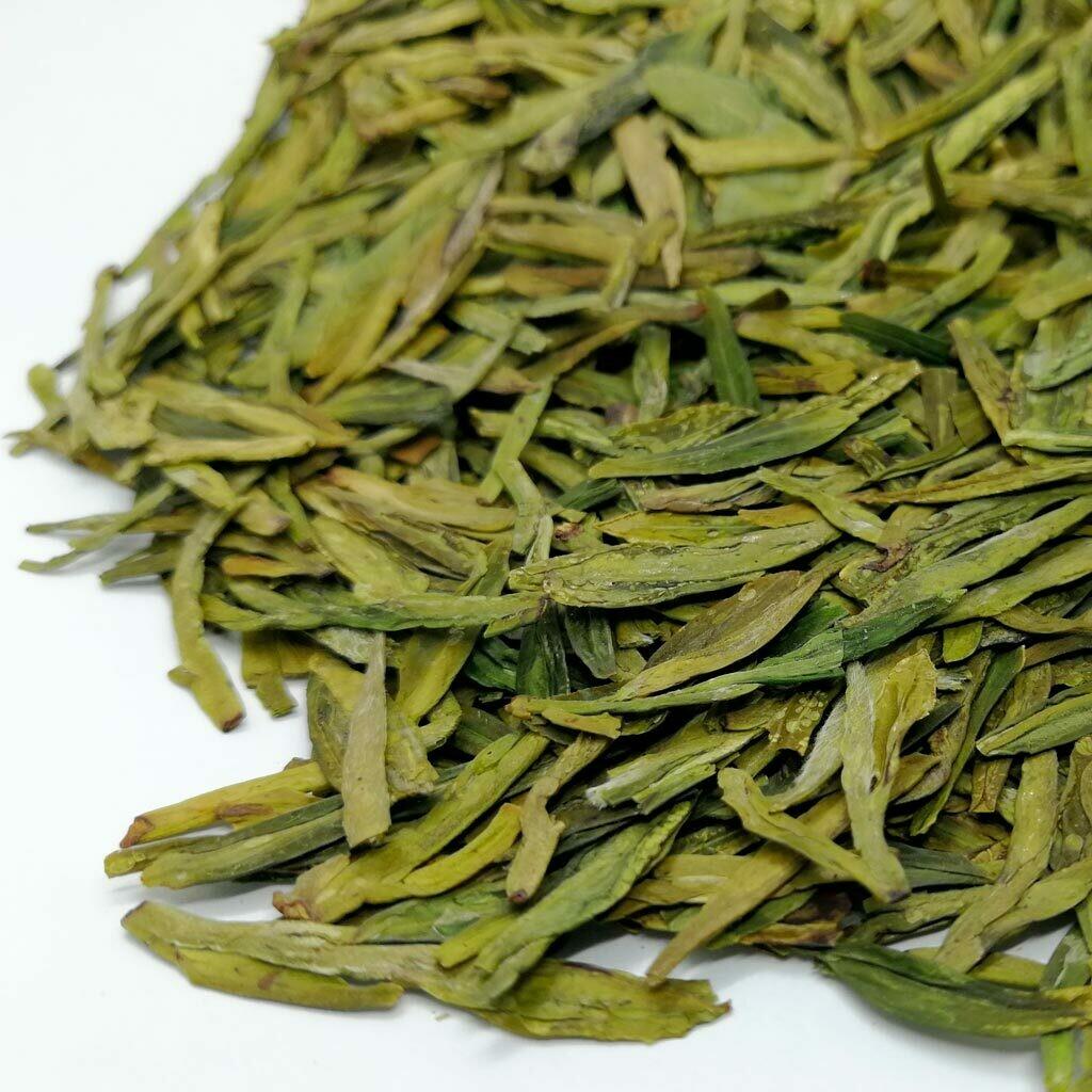 Си Ху Лун Цзин зеленый чай 2021