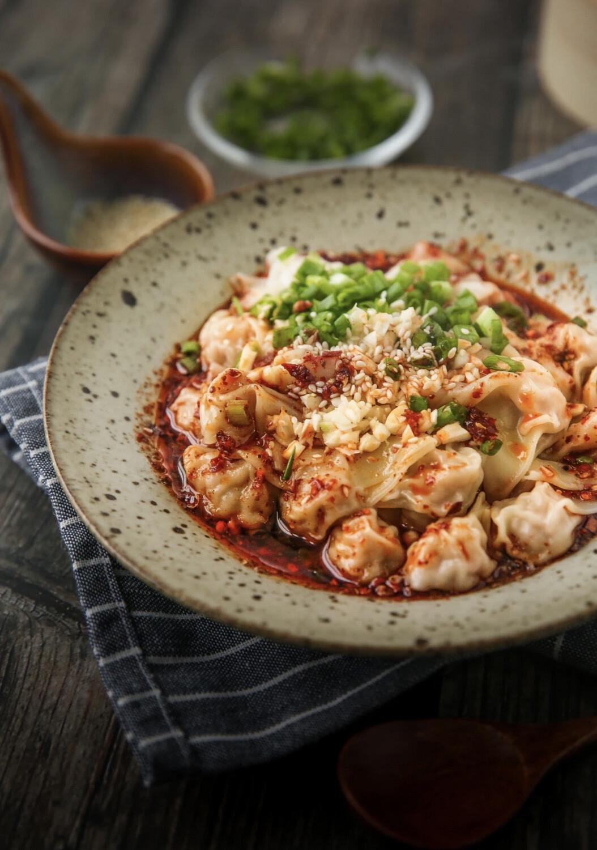猪肉鲜虾馄饨(30)Frozen Shrimp Wontons