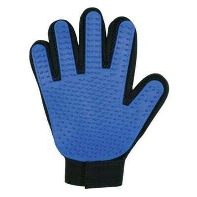 Bless My Paws Grooming Glove - Blue