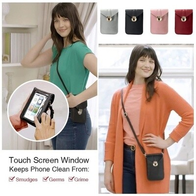 ​Touchscreen Crossbody Shoulder Purse