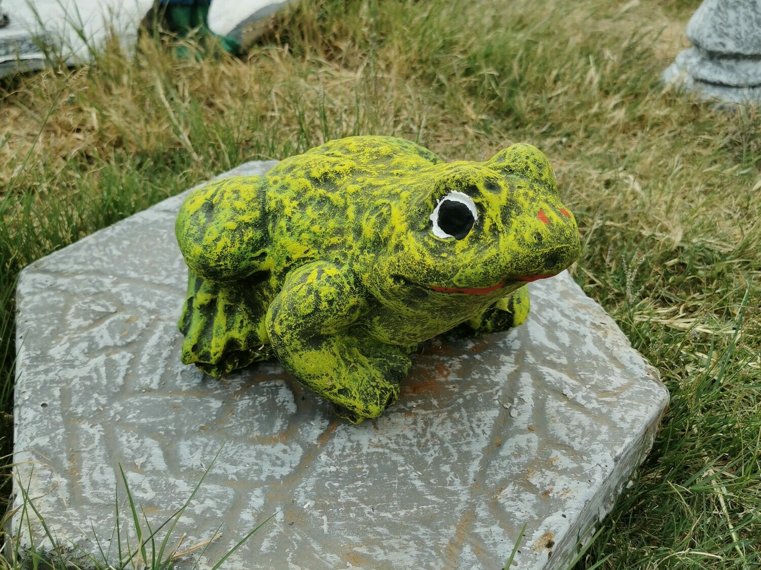Toad Statue