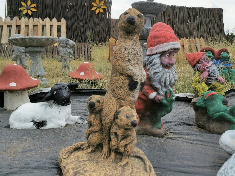 Meerkat Statue