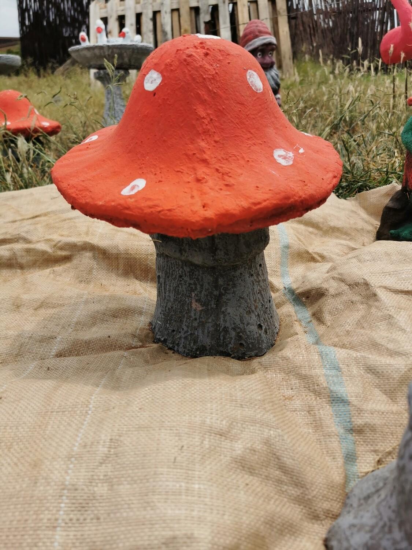 Mushroom Statue