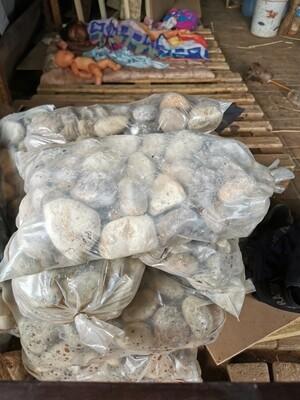 Stones/pebbles per bag