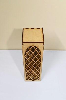 Windowed Wine Gift Box / Hamper Box