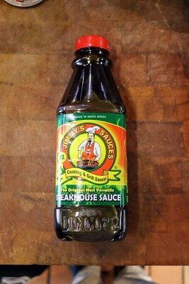 Jimmy's Sauces Steakhouse Sauce