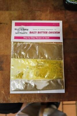 Balti Butter Chicken Spice