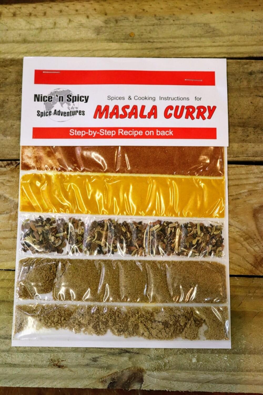 Masala Curry Spice