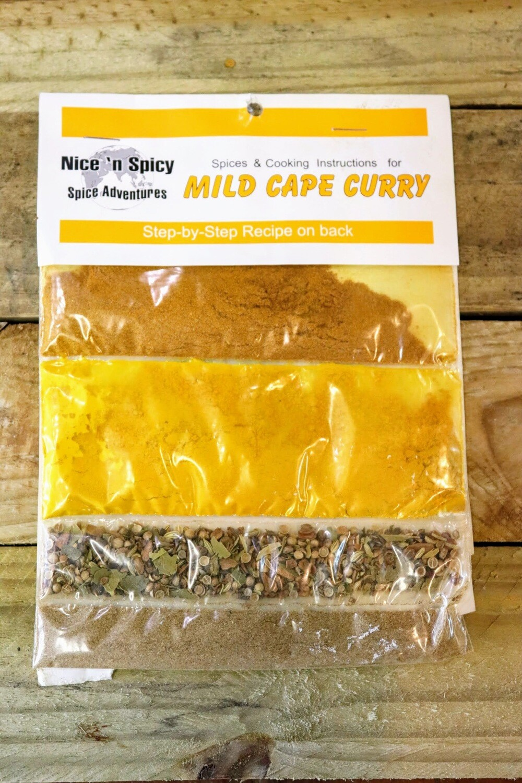Mild Cape Curry Spice