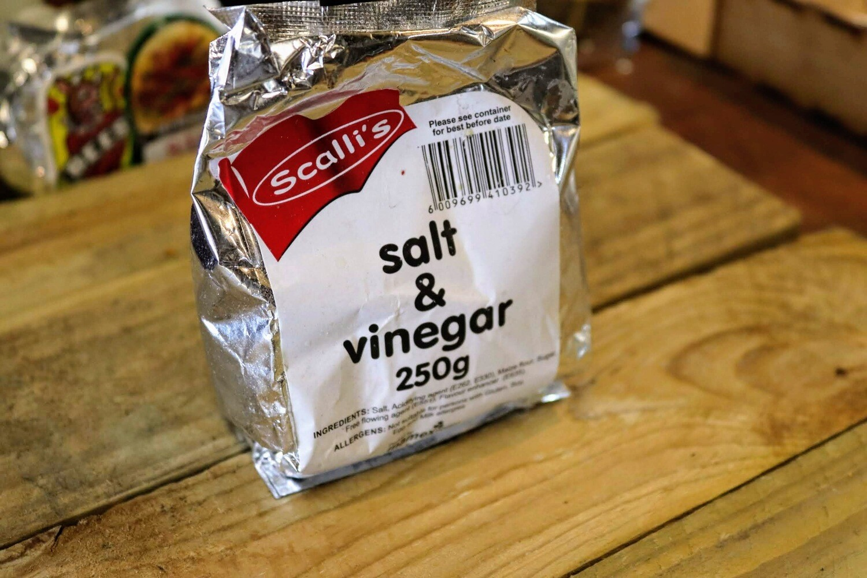 Scalli's Salt & Vinegar