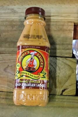 Jimmy's Chip & Burger Sauce