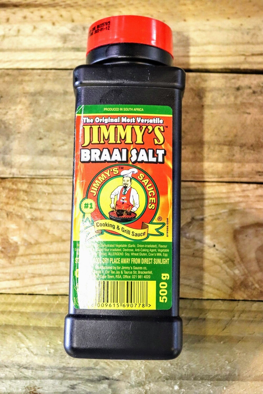 Jimmy's Braai Salt