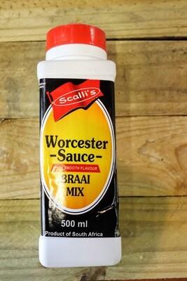 Worcester Sauce Braai Mix