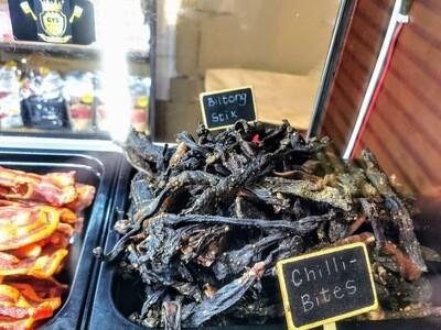 Chilli Bites Biltong