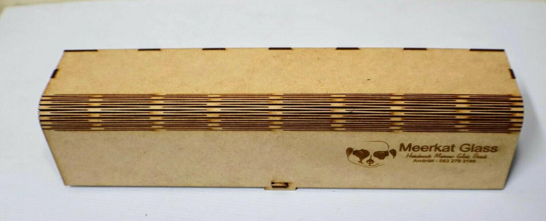 Laser Cut Wooden Rectangular Box