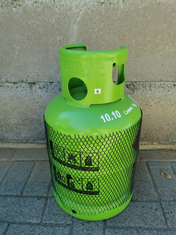 9kg Exchange Gas Bottle
