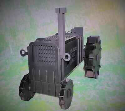 Metalwork Tractor Firepit