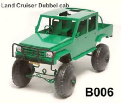 Land Cruiser double cab