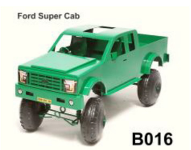 Ford Super Cab