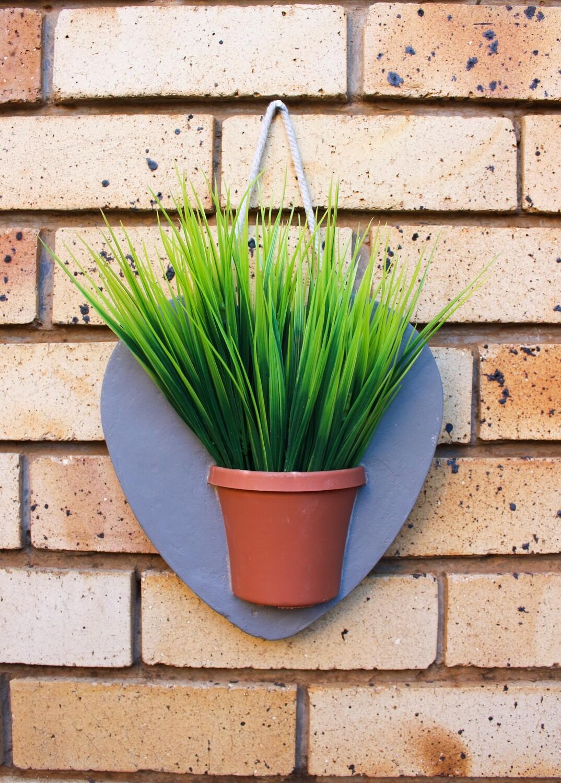 """Hart vormige """"planter"""""""