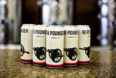 18 Pounder 473mL