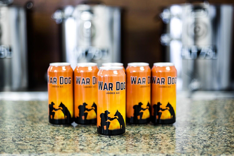 War Dog 473mL