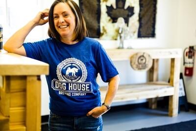 T-Shirt, Blue