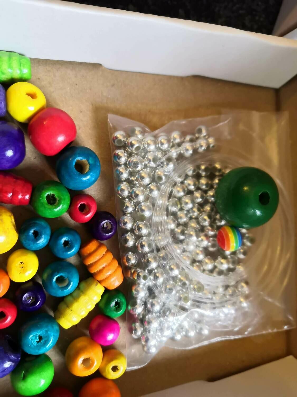 Labour Beadline Kit - Make your own labour beadline